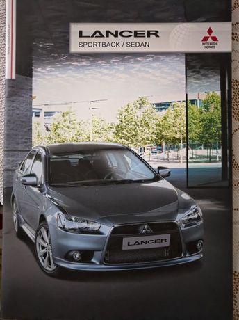 Prospekt Mitsubishi Lancer