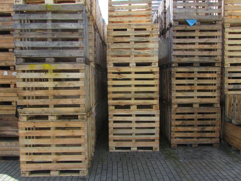 Skrzynio-paleta paleta drewniana Bierkowo - image 1