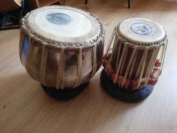 Tabla instrument z Indii
