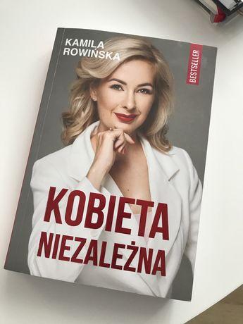Kobieta niezależna Kamila Rowińska