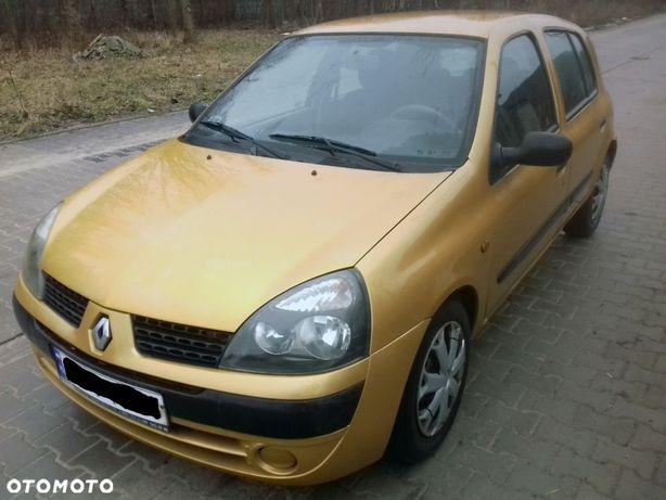 Renault Clio 1.5 diesel, niski przebieg, stan bardzo dobry