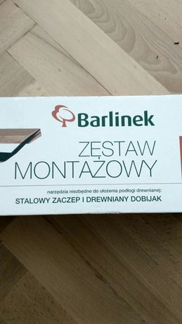 Zestaw montażowy Barlinek do podłóg drewnianych