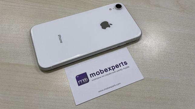0780 iPhone Xr White 128GB Оплата частинами БЕЗ відсотків та переплат