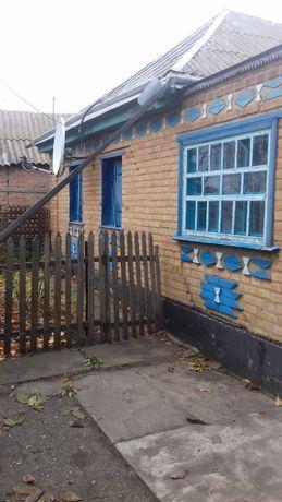 Продам будинок в селі Аджамка.