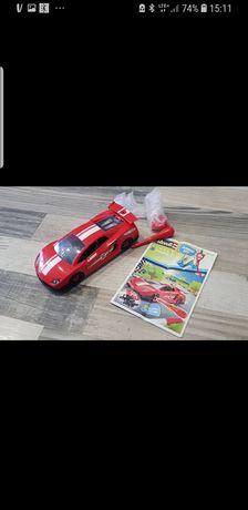 Samochód do skręcenia Revell junior kit wyścigowka