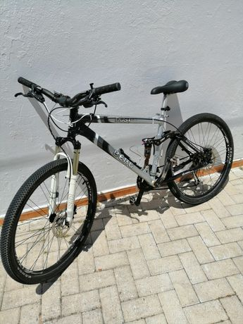 "Bicicleta Berg suspensão total ""26 M"