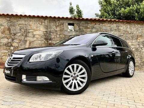 Opel Insignia Sports Tourer 2.0 CDTi Cosmo Active-Select