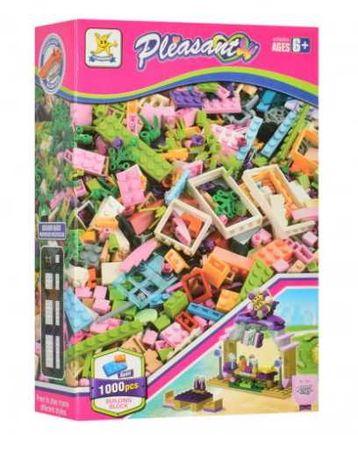 Конструктор STARMERRY аналог Лего Classic, на 1000 деталей