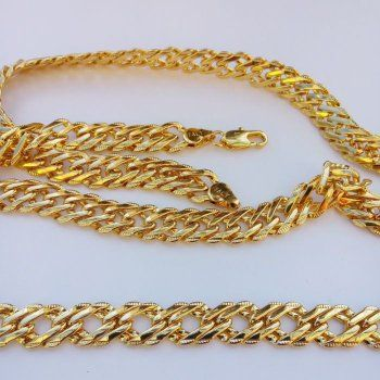 Złoty łańcuszek,złota bransoletka,pozłacany łańcuszek,bransoletka,Kruk