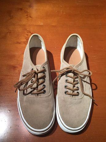 Sapatos como novos marca pull & bear n 40