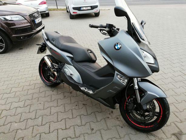 Piękne BMW C600 Sport, Serwis, najbogatsza opcja, warto!!
