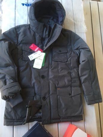 Куртка зимняя Tom Tailor,городской стиль.новая.оригинал!