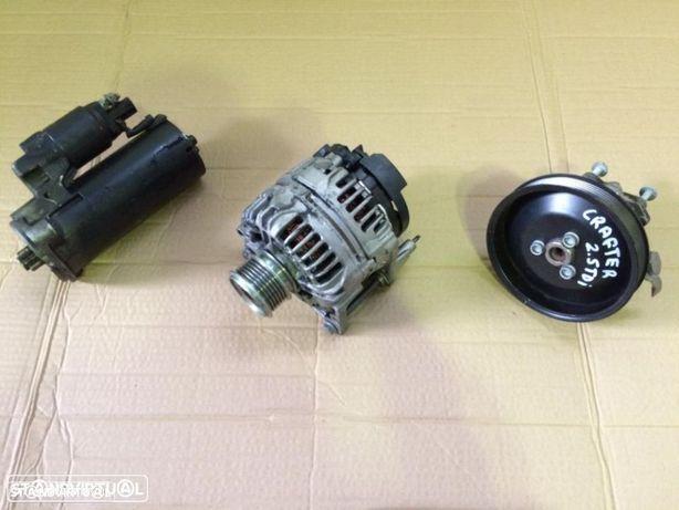 Motor arranque + alternador + bomba VW Crafter 2.5TDI