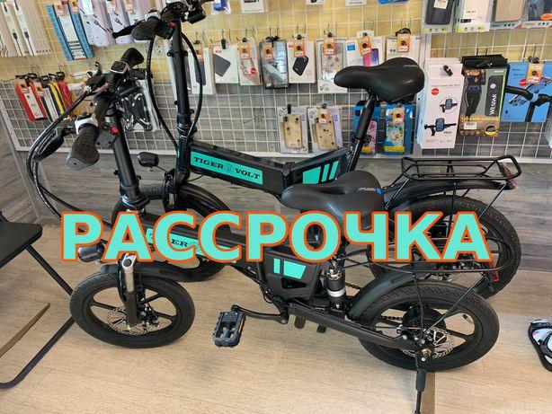 """РАССПРОДАЖа СКЛАДА ЭлектроВелосипед 16"""" СКЛАДНОЙ [Доставка] 30км ход"""