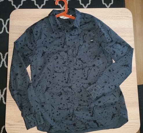 H&M szara koszula
