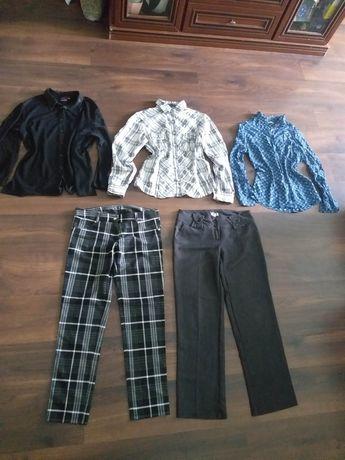 Пакет вещей 5 едениц M брюки