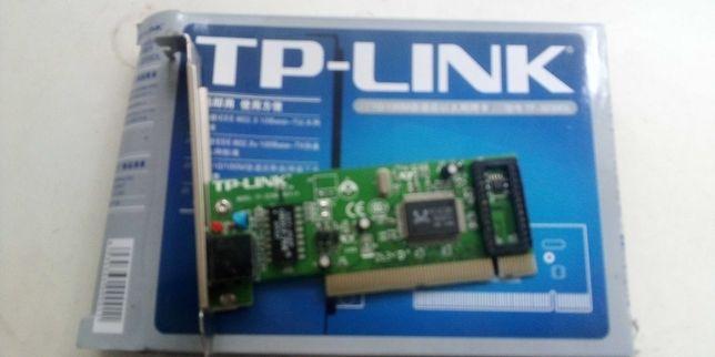 Новий Мережевий адаптер TP-LINK Ewell TF-3239DL PCI to LAN 10 / 100Mb