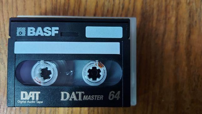 Kaseta DAT BASF Dat Master 64, używana, Idealna