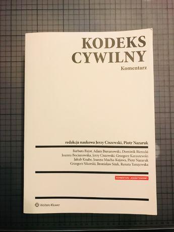 Kodeks Cywilny Komentarz 2019