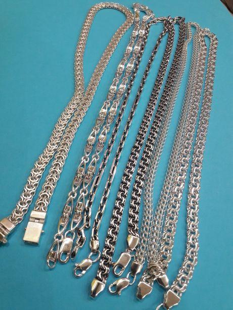 Серебрянные цепи