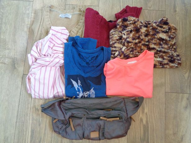 Mega paka ubrań rozm 36 H&M, B.P.C, Atmosphere, Vero Moda