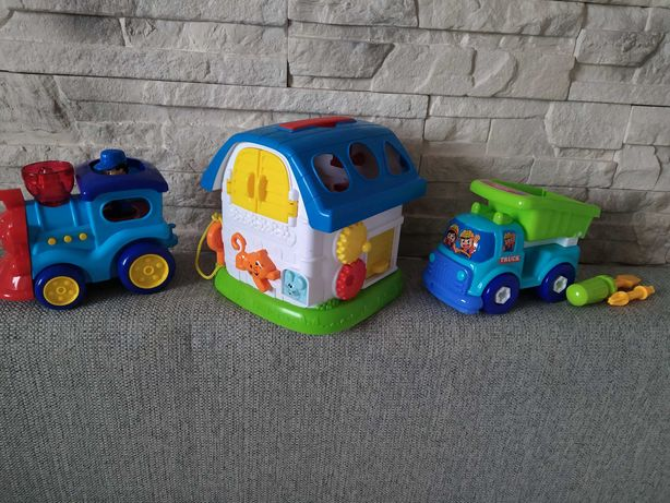 Zabawki dla chłopca/ dziewczynki