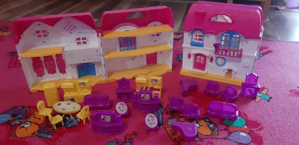 Dwa domki dla lalek Janów - image 1
