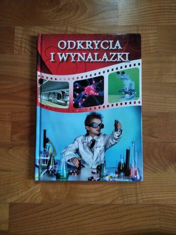 Odkrycia i wynalazki album dla dzieci wyd.Fenix