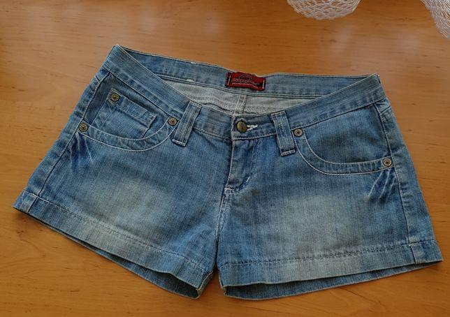 Szorty jeansowe krótkie HIT LATA Rozm.30 / M