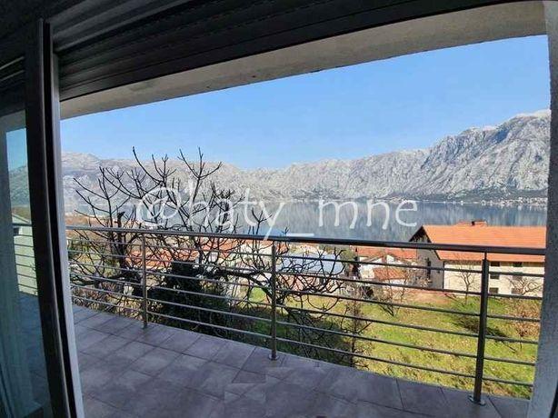 Черногория - Новая квартира с видом на Которский залив в Прчани
