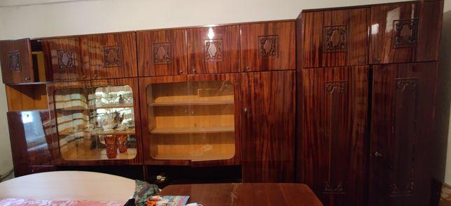 Советская стенка, шкафы