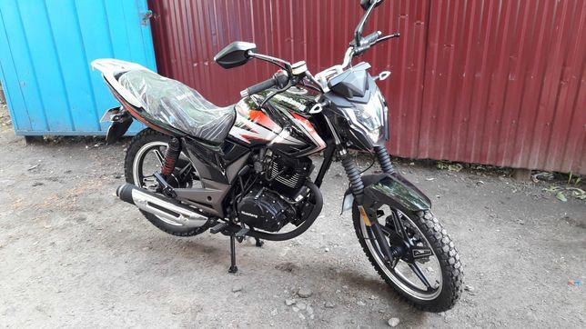 Мотоцикл  MUSSTANG 200-8 Region