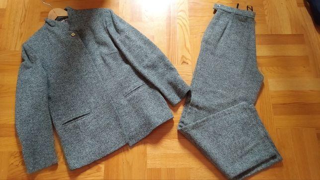 Kostium marynarka spodnie Próchnik Moda r.38/40