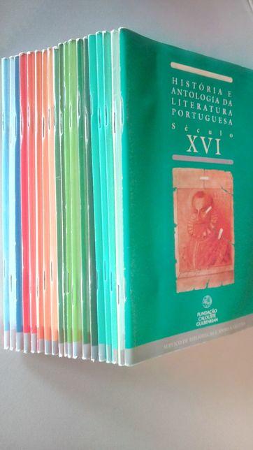 História e Antologia da Literatura Portuguesa