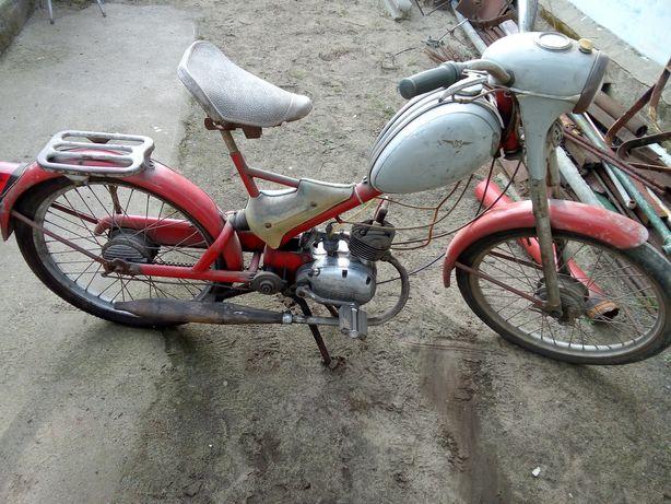 Motorower Żak 61r.