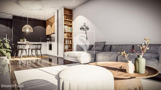 Apartamento T2 NOVO em S. Vitor, BRAGA