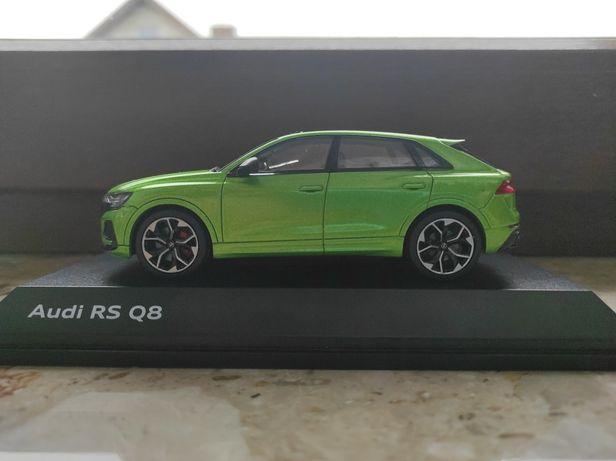 Model Audi rsq8 1/43