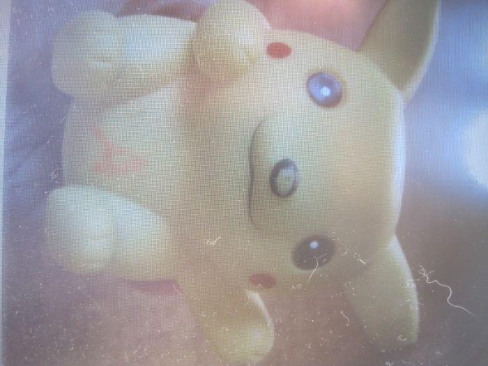 Pikachu mała plastikowa skarbonka pokemon Gdańsk - image 1