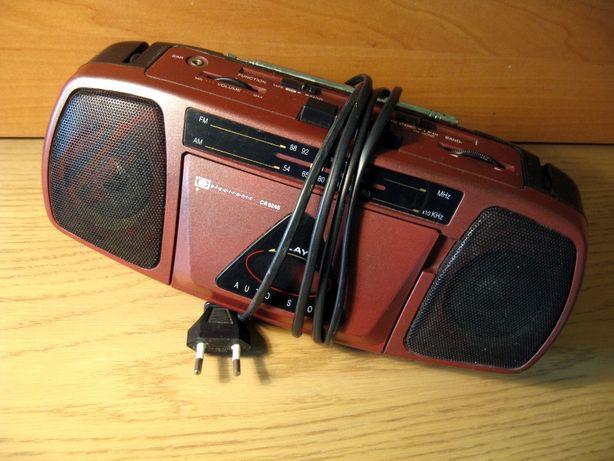 Radiomagnetofon radio stereo