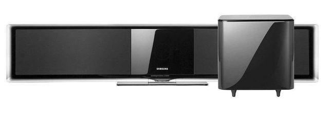 Samsung HT-BD8200 Blu-ray домашний кинотеатр саундбар 300Вт LAN USB FM