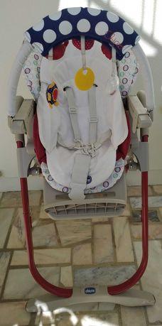 cadeira de papa polly magic - REDUÇÃO DE PREÇO