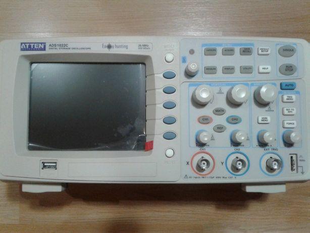 Цифровой осциллограф ATTEN ADS1022C