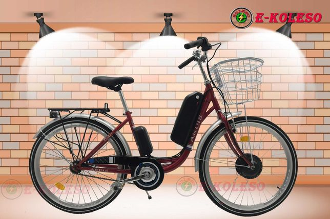 Электровелосипед 350W/Panasonic/мотор колесо велосипед