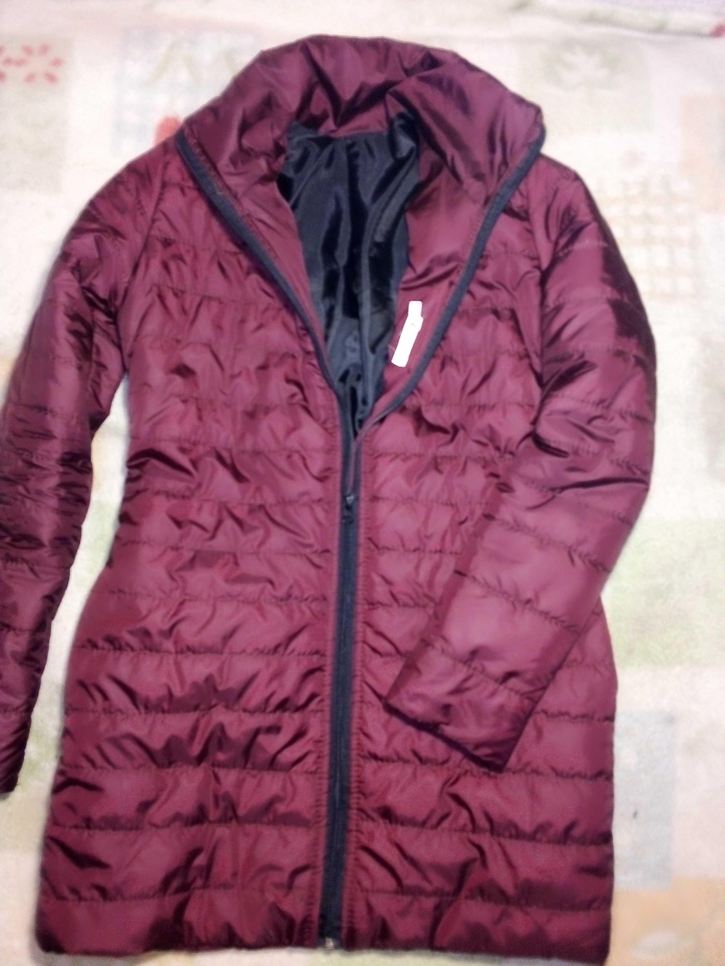 Женска удлинённая куртка