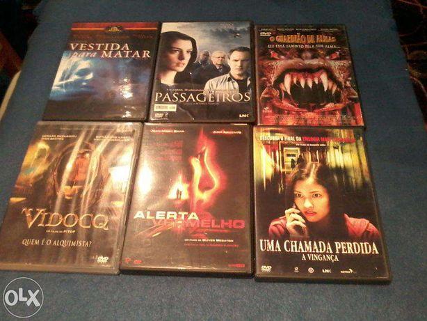 Terror DVD - Ficção Centifica