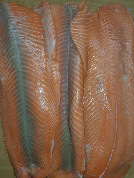 3.12 в наличии!Филе лосося (без шкуры ,без кости) Черкассы - изображение 1