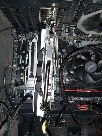 Видеокарта MSI RX570 4GB
