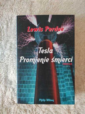 """Sprzedam książkę """"Tesla. Promienie śmierci"""""""