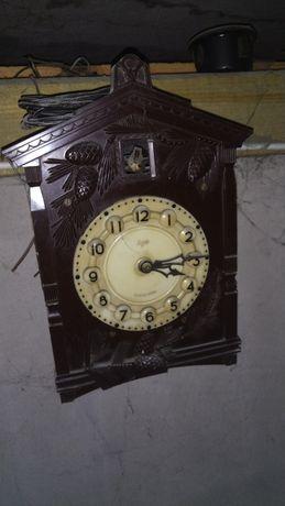 Zegar z kukułką Majak Made in USSR