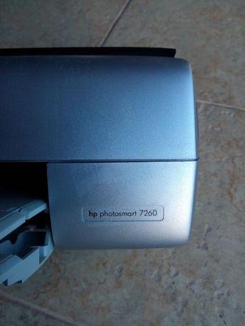 Impressora HP Photosmart 7260